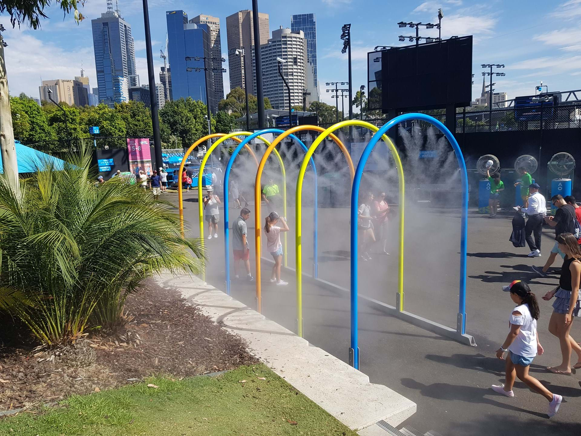 Ozmist Australia S Leading Supplier Of Misting Systems
